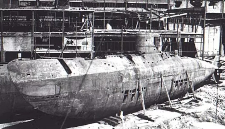 Type XVII U-Boot AIP Submarine