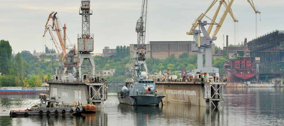Kerch Strait crisis - Naval Capabilities in Sea of Azov - Covert Shores