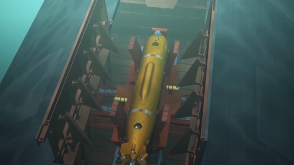 project 09852 Belgorod Special Mission Submarine