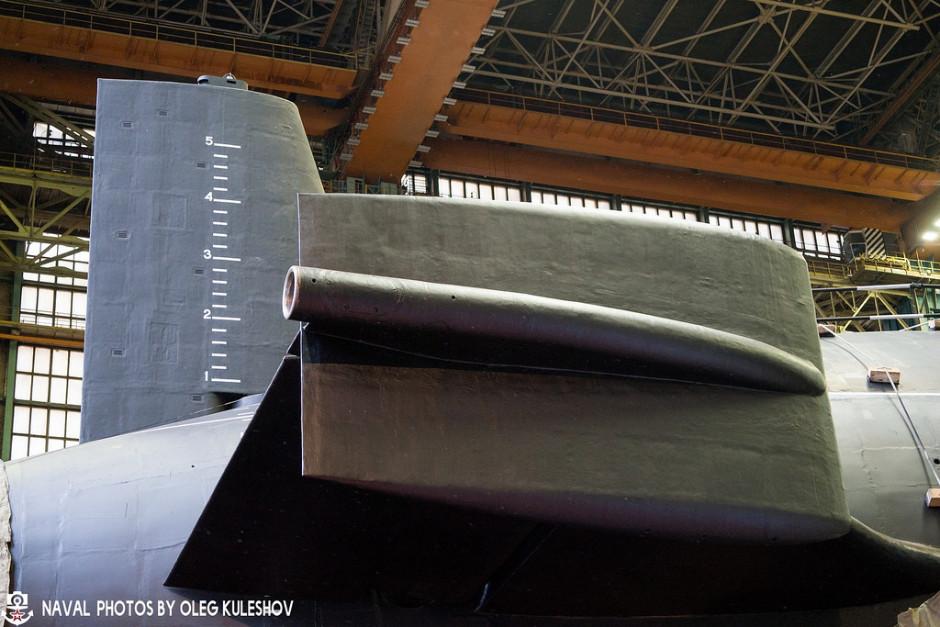 Count Vladimir: Russia's first pr.955A Borei-II SSBN