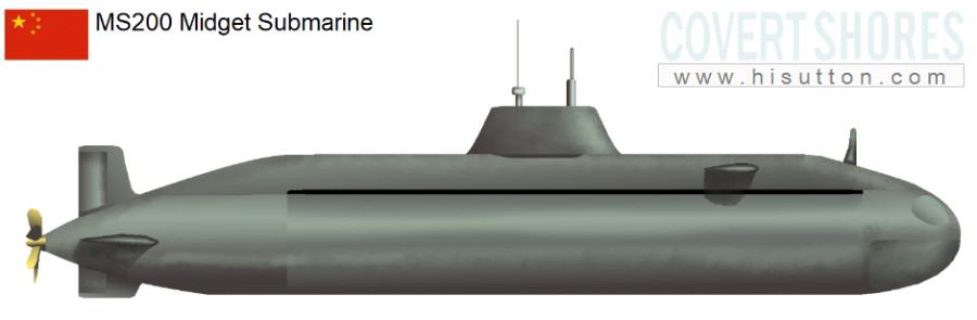 Resultado de imagen para china ms200 submarine