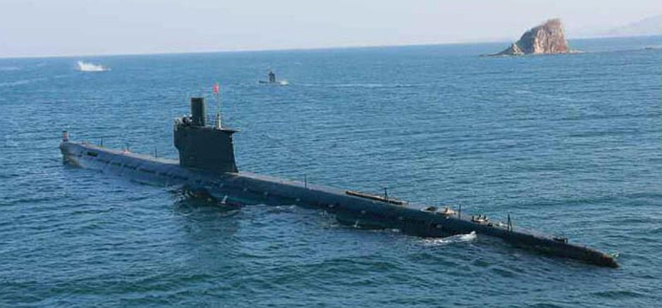 North Korean Navy's submarine capabilities