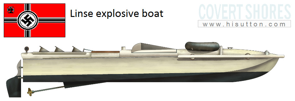 Explosive Boats - Covert Shores