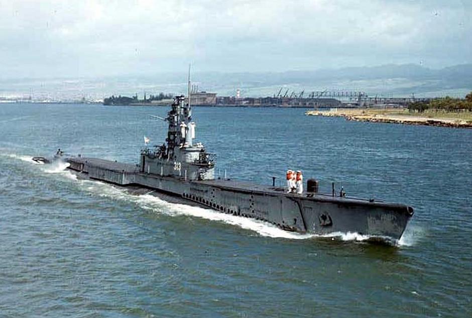 Страницы в категории «Подводные лодки типа «Балао»»