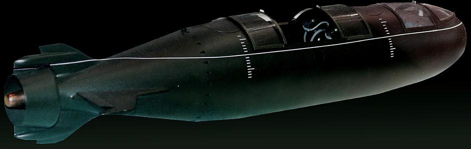 History! midget russian submarine triton opinion