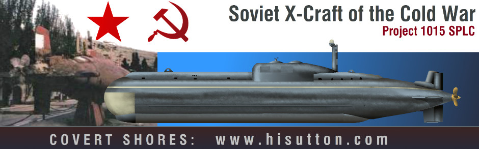 Russian / Soviet X-Craft SPLT