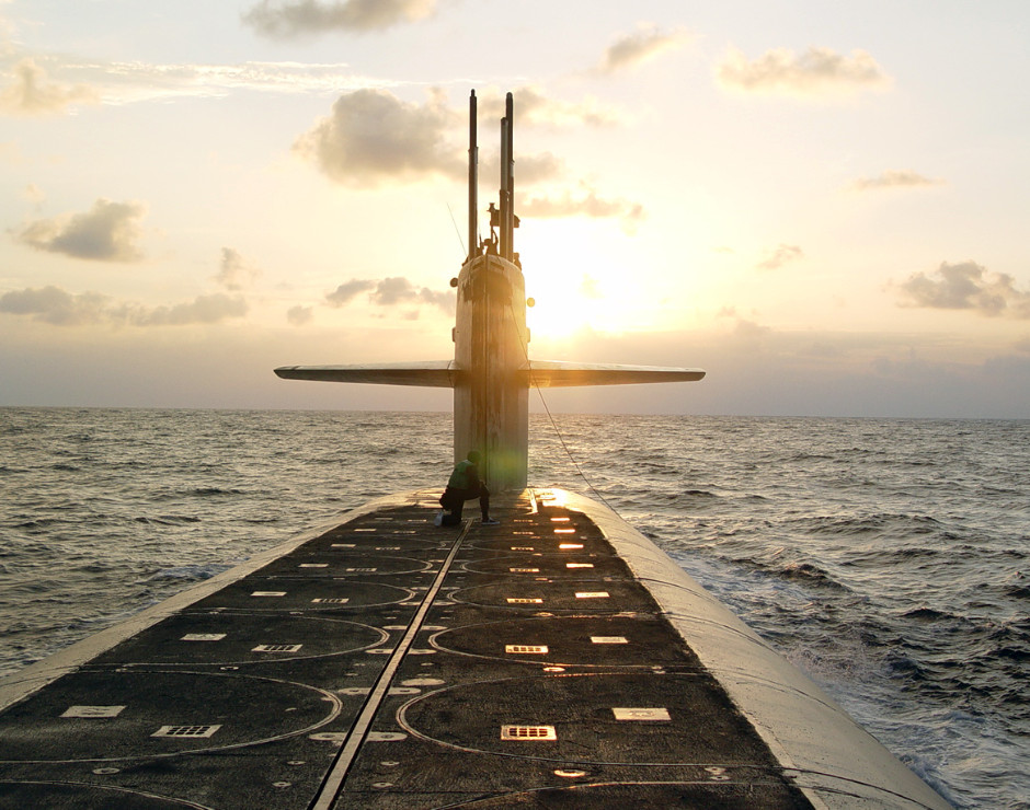 Nuclear Missile Submarines