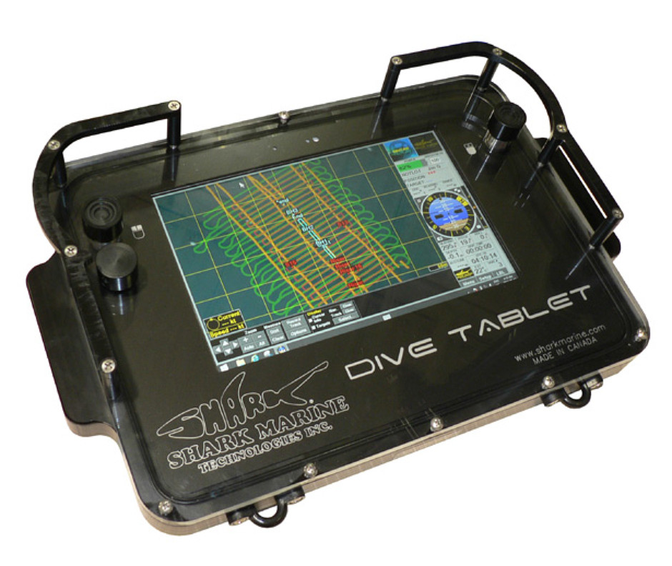 SharkMarine Dive Tablet
