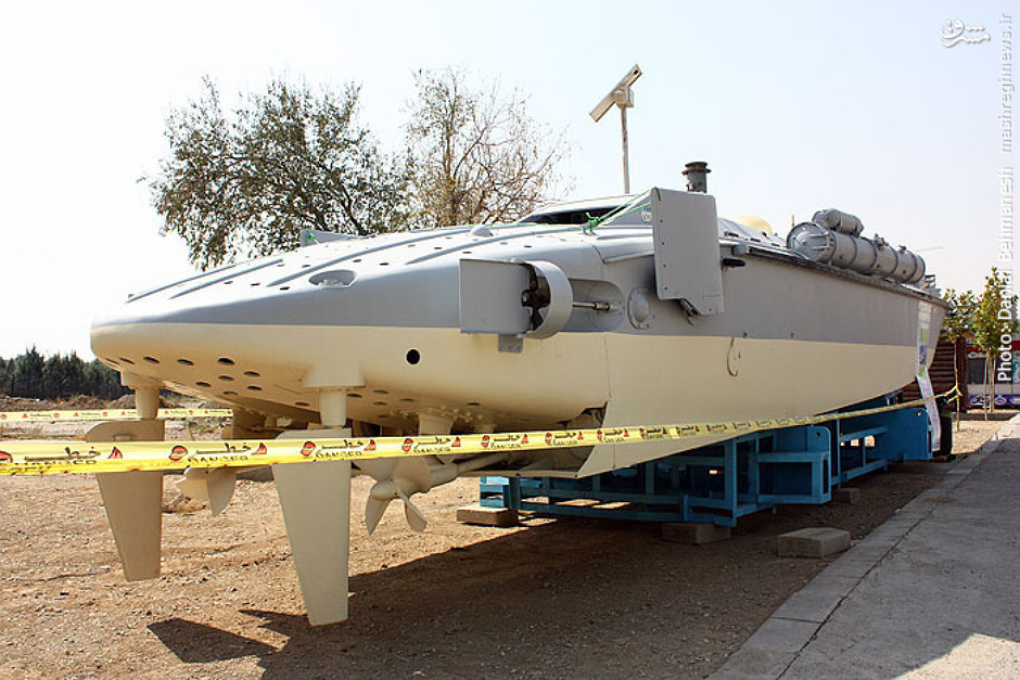 Taedong-B submersible boat