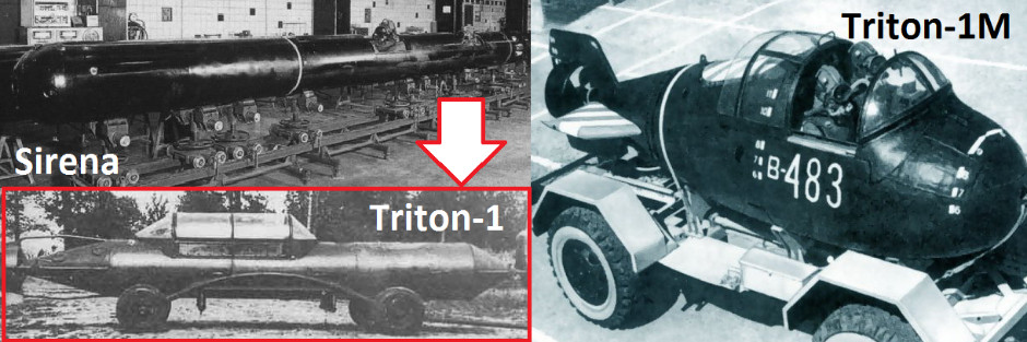 Triton-1: Spetsnaz's unknown Swimmer Delivery Vehicle (SDV) - Covert Shores