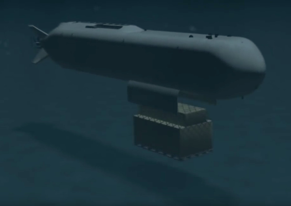 US Navy future Extra-Large Unmanned Underwater Vehicle (XLUUV) - Covert Shores