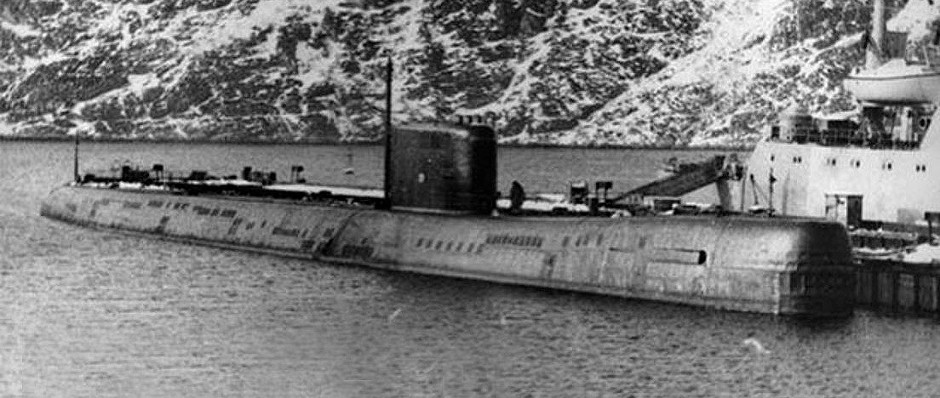 Russian Spy subs GUGI - Covert Shores