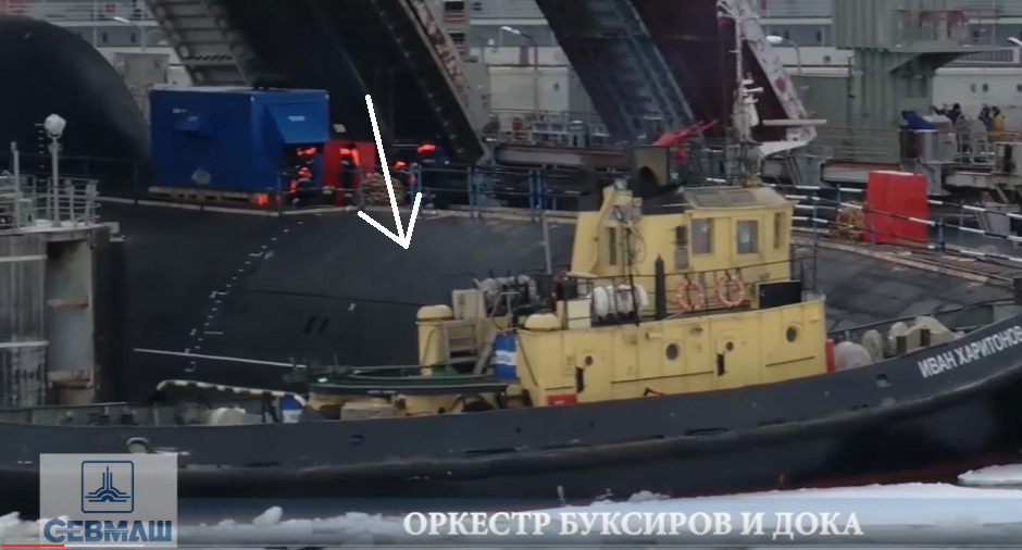 Revealing video of Pr.885M 'Kazan' launch - Covert Shores