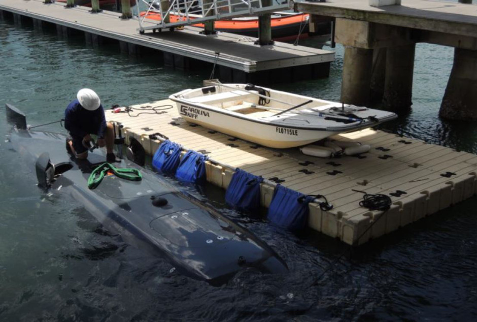 USSOCOM testing Dry Combat Submersible