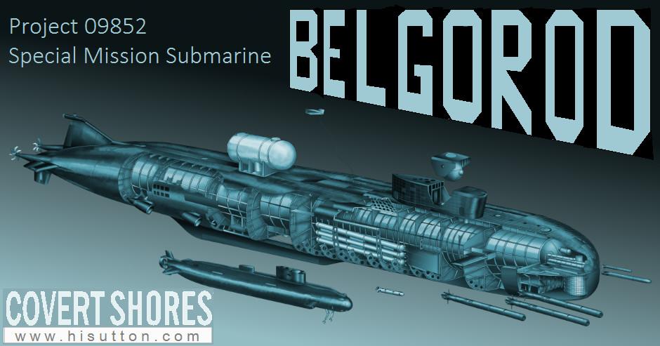 Rezultat slika za belgorod submarine